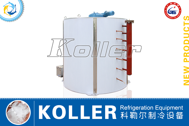 30T Flake Ice Evaporator Drum KPE300