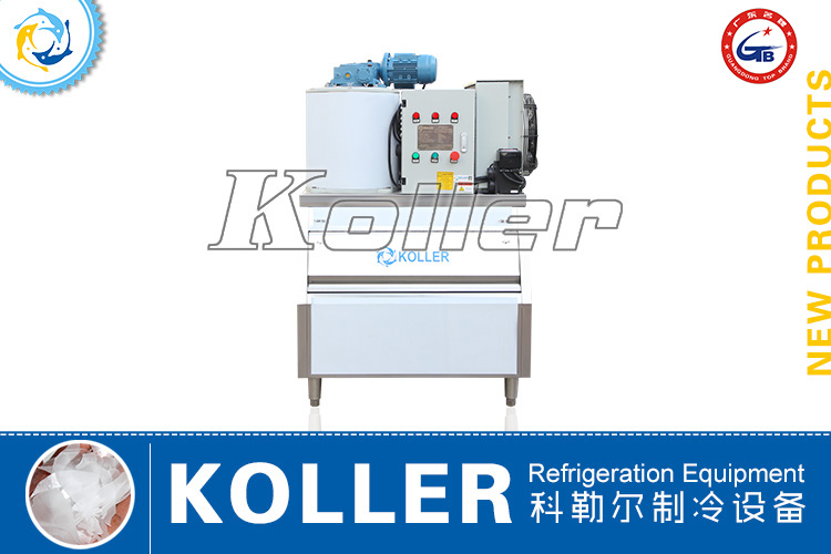 Flake Ice Machine KP02