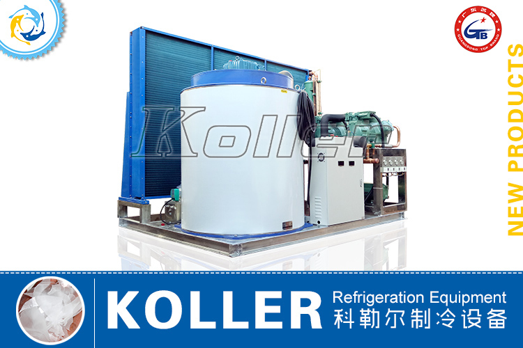 Flake Ice Machine KP100 (Air Cooling)