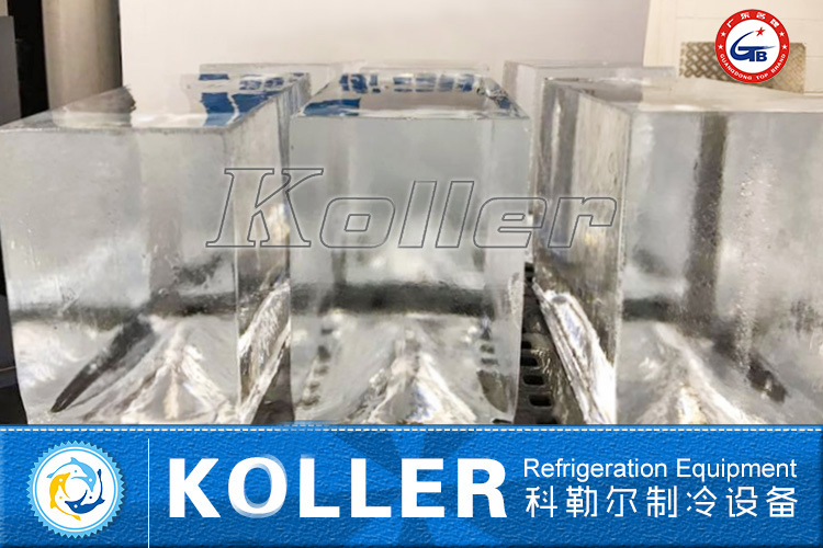 Transparent Ice Block Machine MB30