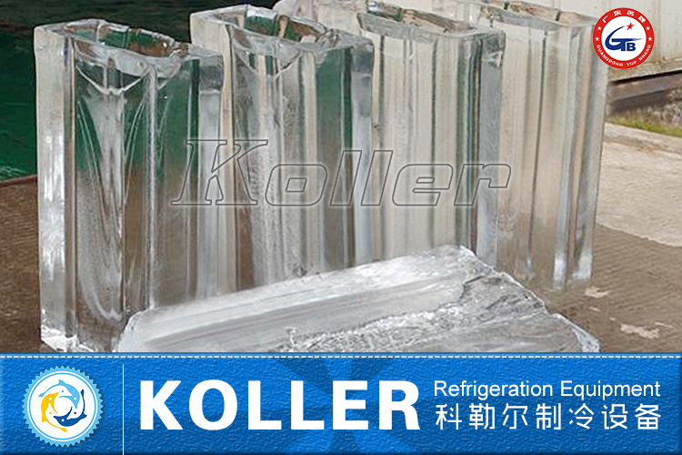 Transparent Ice Block Machine MB100